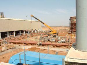 Pumping Facilities for Melut Basin Oil Development Project, EPCM, Sudan