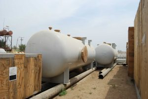 Pumping Station and Storage for Shuaiba-Karkh pipeline, EPCM, Iraq
