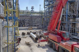 MOL PLC, Revamp of Mild Hydrocracking Unit, Danube refinery, Hungary