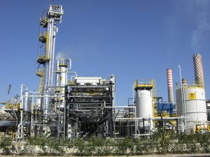 Tail Gas Treatment Unit, Gela Refinery, EPCM, Italy