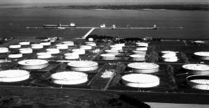 Centralized Petrochemical Tank Farm, Assaluyeh Petrochemical plant, BED