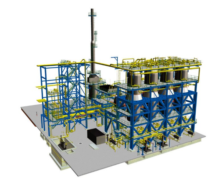 Feed Gas Compression, Condensate Cryogenic Recovery and Polishing Project, Confidential