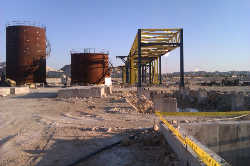 Gas Treatment Project, Hengam Plant, FEED