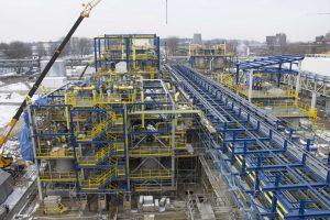 SSBR Plant, Oswiecim Petrochemical Plant, EPCM, Poland