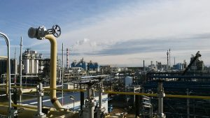 Synthetic Rubber Factory, Tisza Petrochemical Plant, EPC, Hungary